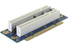RiserCard for VIA EPIA-Board 2xPCI