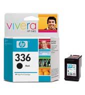 HP C9362EE Ink Cart No.336 pro DJ 5440, OJ1510, 5ml, Black, C9362EE#BA3