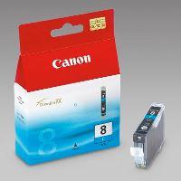Canon cartridge CLI-8C Cyan (CLI8C), 0621B001