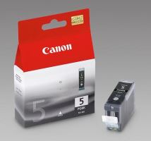 Canon cartridge PGI-5Bk Black (PGI5BK), 0628B001