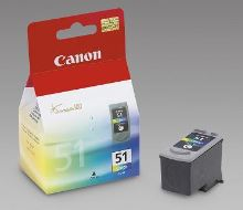 Canon cartridge CL-51 Color (CL51)