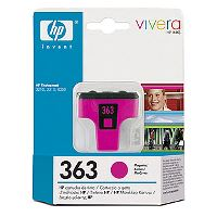 HP C8772EE Ink Cart No.363 pro PS 8250, 3,5ml,  Magenta, C8772EE#BA3