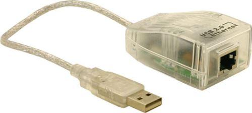 DeLock Konvertor USB 2.0->Ethernet RJ 45 10/100