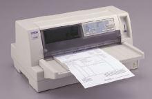 EPSON jehličková  LQ-680Pro - A4/24pins/413zn/1+5kopii/LPT
