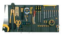 Držák na nářadí-panel plastový 1000x500mm