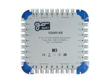 Satelitní multipřepínač GoSAT GS9916E