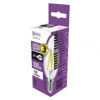 LED žárovka Filament Candle 6W E14 neutrální bílá, 1525281402