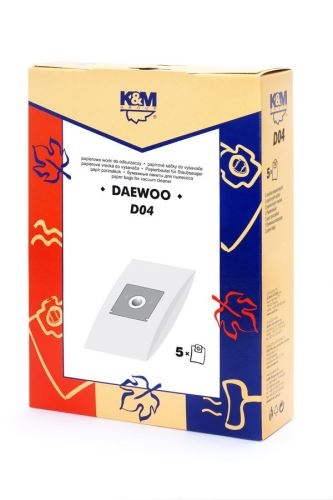 SÁČKY D04 DAEWOO RC 7005S K&M
