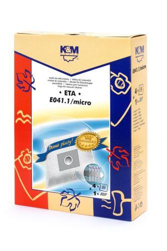 SÁČKY E041.1/micro ETA 7468 Baggin (5+1) K&M
