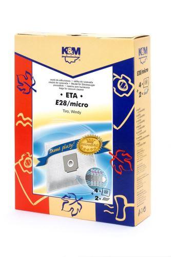 SÁČKY E28.2/micro (5+2) K&M