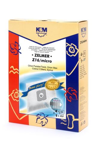 SÁČKY Z16/micro (5+1) K&M