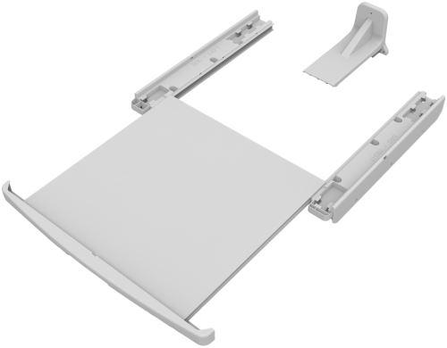 Spojovací mezikus mezi pračku a sušičku s výsuvnou poličkou SKD01 Romo