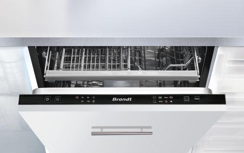 Myčka plně vestavná BKLVD435J Brandt