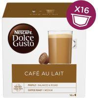 DOLCE G. CAFE AU LAIT KAPSLE NESCAFÉ