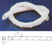 Bužírka spirálová 4-50mm TIPA
