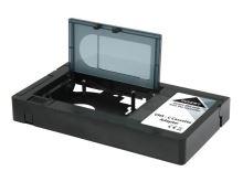 VHS-C Převaděč Z Kazet | VHS-C na VHS | Plug and play | Černá barva Nedis VCON100BK
