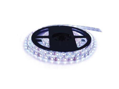 LED pásek 12V 3528  60LED/m IP68 max. 4.8W/m bílá studená (cívka 5m) voděodolný