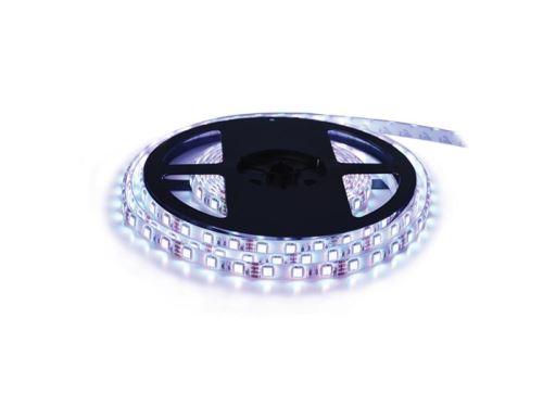 LED pásek 12V 5630  60LED/m IP20 max. 12W/m bílá studená, magnetický (cívka 5m) (Sanan čip