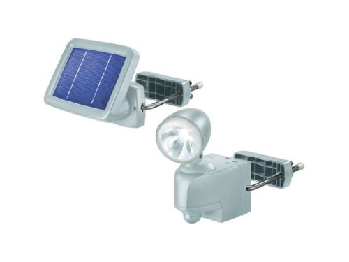Svítidlo solární CONRAD T571801 reflektor