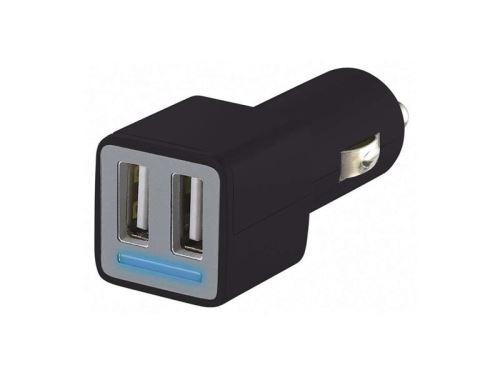 Univerzální USB adaptér do auta Geti MW3399-1