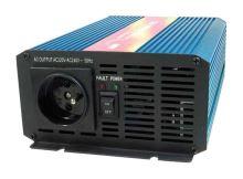 Měnič napětí CARSPA P 600 24V/230V 600W čistá sinusovka