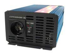 Měnič napětí 24V/230V 1000W CZ čistá sinusovka
