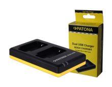Nabíječka foto SONY NP-BX1 USB PATONA PT1974