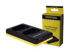 Nabíječka CANON LP-E6 USB PATONA PT1968