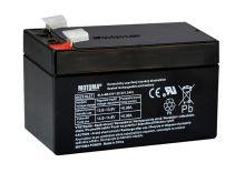 Baterie olověná  12V/ 1,2Ah  MOTOMA bezúdržbový akumulátor