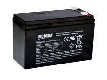 Baterie olověná 12V 7Ah MOTOMA APC RBC110