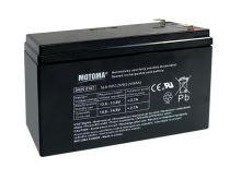 Baterie olověná 12V 9Ah MOTOMA APC RBC17 bezúdržbový akumulátor