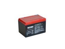 Baterie olověná 12V 12Ah MOTOMA pro elektromotory (bezúdržbový akumulátor)
