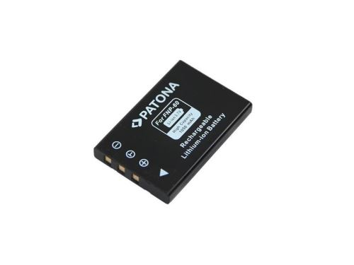 Baterie Fuji NP-60 1050mAh Li-Ion PATONA PT1015