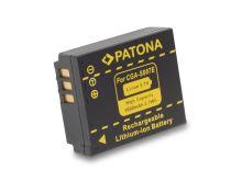 Baterie foto PANASONIC S007E 1000mAh PATONA PT1043