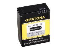 Baterie GOPRO HD HERO 3 1180 mAh PATONA PT1150