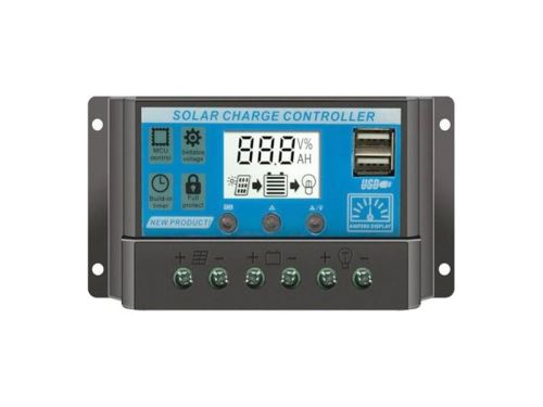Solární regulátor PWM KLX1230 12V/30A