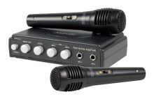 Karaoke sada KÖNIG HAV-KM11 černá