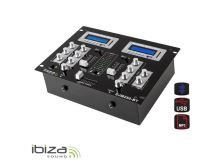 Pult mixážní IBIZA DJM250BT