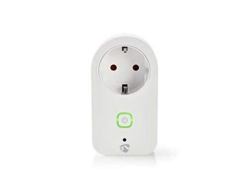 Chytrá WiFi zásuvka NEDIS WIFIP120FWT SMARTLIFE