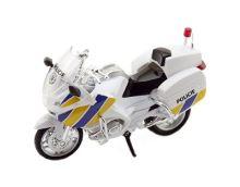 Dětská policejní motorka TEDDIES 12 cm