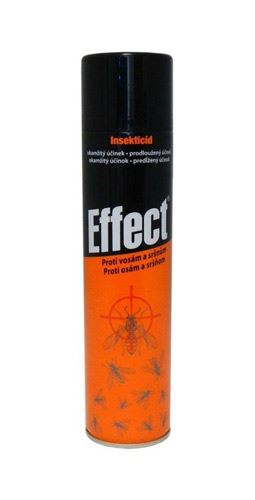 Sprej proti vosám a sršňům AgroBio Effect 400 ml