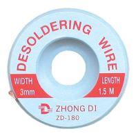 Punčoška k odsávání cínu 3mm/1,5m