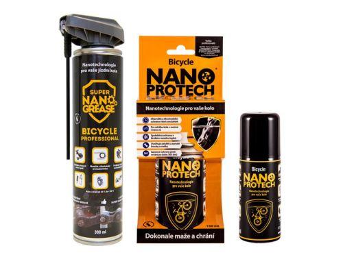 Sprej antikorozní NANOPROTECH BICYCLE 150 ml