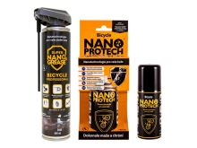 Sprej antikorozní NANOPROTECH BICYCLE PROFESSIONAL 300 ml