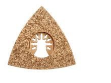 Deska brusná trojúhelníková, 80mm (beton, keramika)