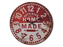 Hodiny analogové BALANCE HOMEMADE 40 cm