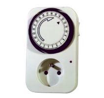 Spínací hodiny mechanické (24hodin)