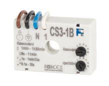 Časový spínač CS3-1B pro ventilátory se zpožděním