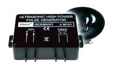 Ultrazvukový výkonový pulzní generátor Kemo M161