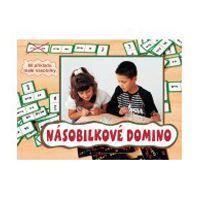 Vzdělávací hra Domino násobilkové